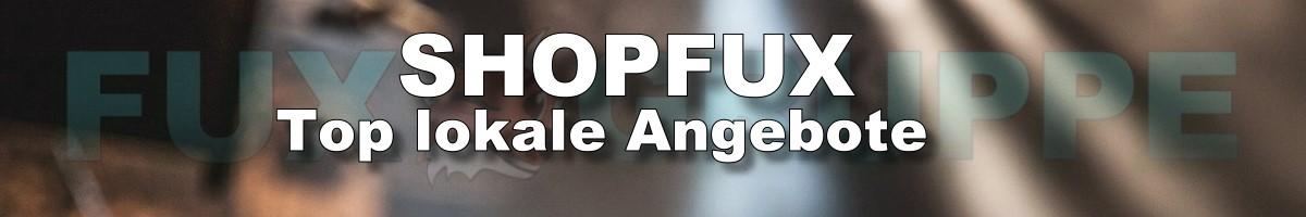 SHOPFUX ist das Portal der FUXGRUPPE für Top Angebote von Läden / Shops in Ihrer Stadt, auch gezeigt auf FUX.TV